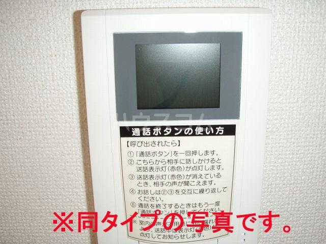 プロムナード 02010号室のセキュリティ