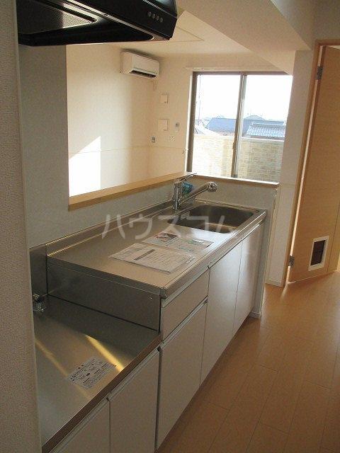 プリオーレ 柏森 03020号室の風呂