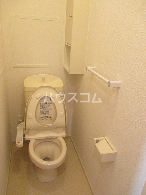 プリオーレ 柏森 03020号室のトイレ