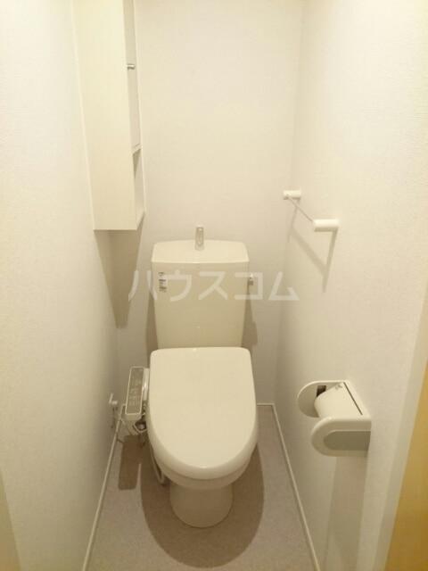 シーサイドヴィラ B 01020号室のトイレ
