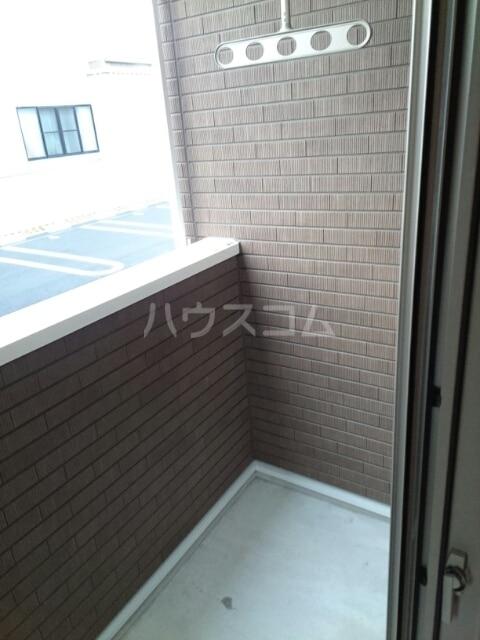 シーサイドヴィラ B 01020号室のバルコニー