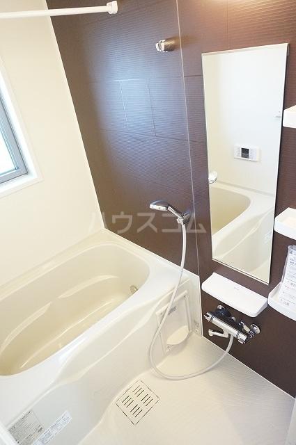 ルーベル上林 A 02010号室の風呂