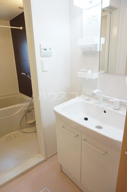 ルーベル上林 A 02010号室の洗面所
