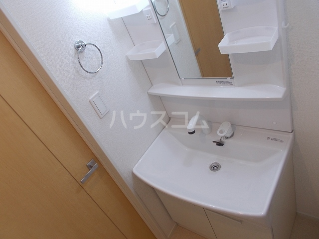 メゾン・ド・コリーヌⅡ 02020号室の洗面所