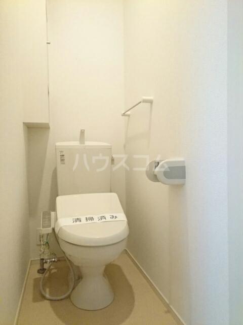 サザンクロス 01010号室のトイレ