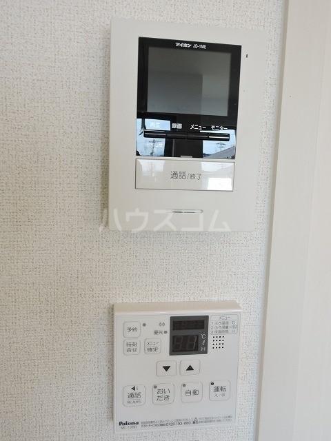 クレール ハピネスA 02010号室のセキュリティ