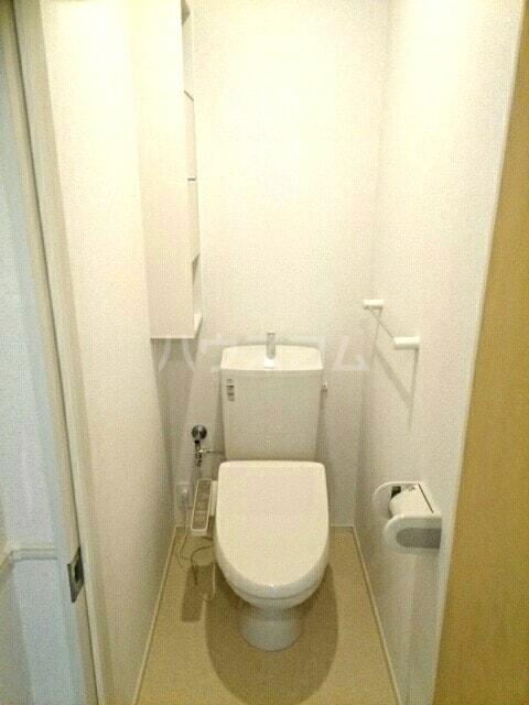 レオルガⅢ 02020号室のトイレ