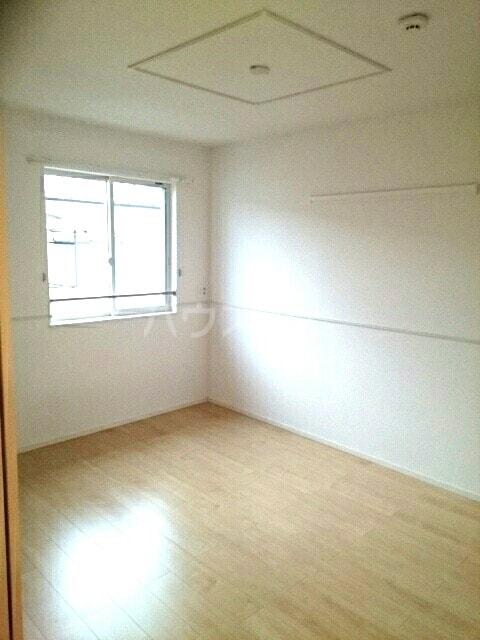 レオルガⅢ 02020号室のベッドルーム