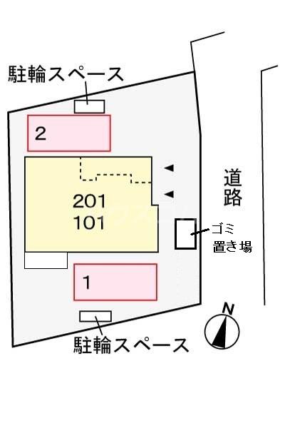ノバ レジデンス 01010号室のセキュリティ