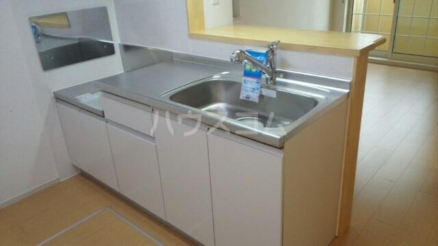 ルペーシェ 01040号室のキッチン