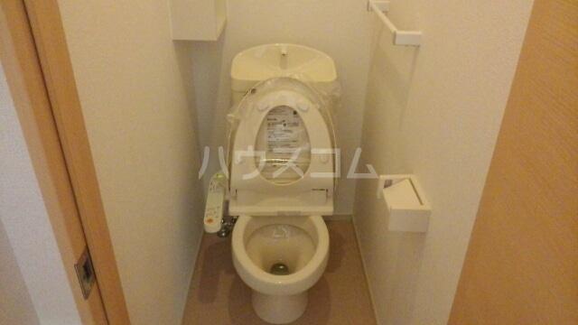 ルペーシェ 01040号室のトイレ