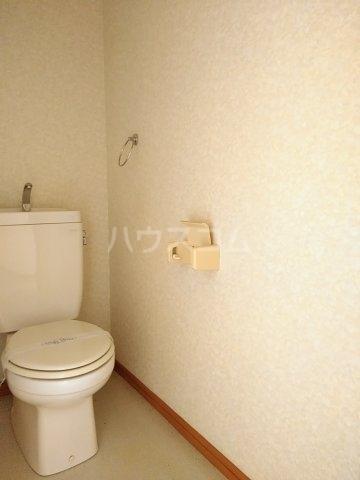 ABC1010 338号室のトイレ