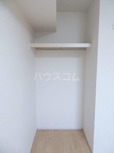プリマヴェーラ 02010号室の収納