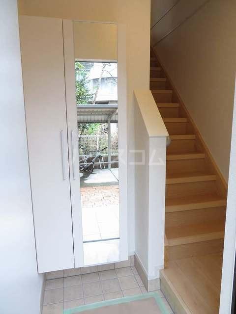 プリマヴェーラ 02010号室の玄関