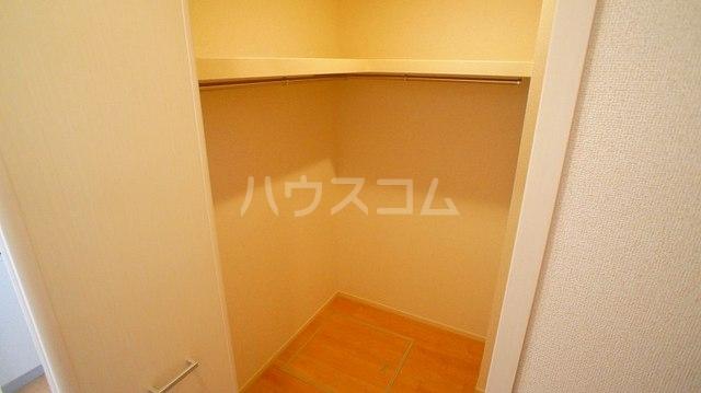 グランレジデンス 01020号室の収納