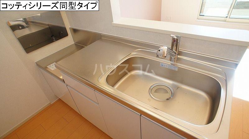 シンフォニー 02030号室のキッチン