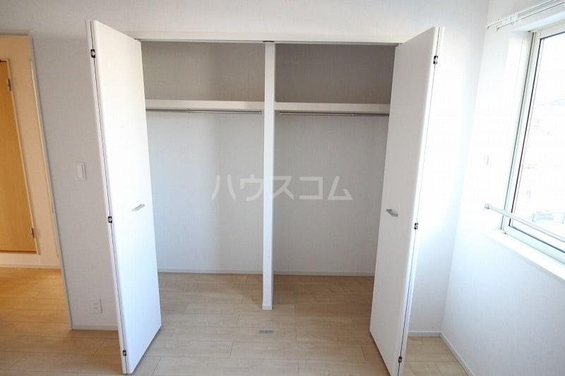フェリース 02030号室の収納