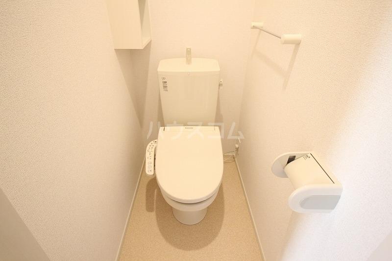 フェリース 02030号室のトイレ