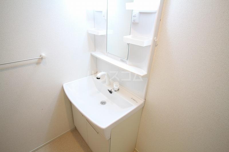 フェリース 02030号室の洗面所