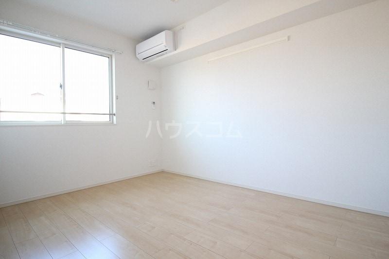 フェリース 02030号室のベッドルーム