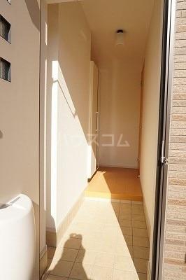 ラ・ルーチェⅡ 01040号室の玄関
