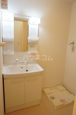 ラ・ルーチェⅡ 01040号室の洗面所