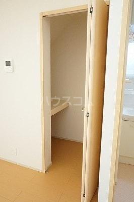 ラ・ルーチェⅡ 01040号室の収納