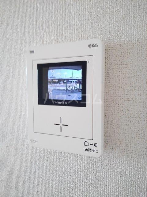 ラフレシール香久山 01030号室のセキュリティ