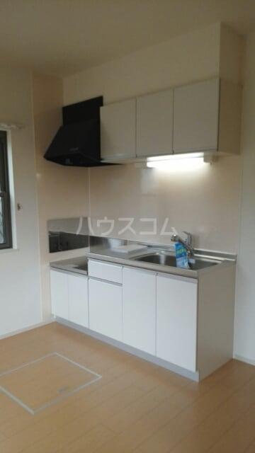 アルコバレーニⅡ 01040号室のキッチン