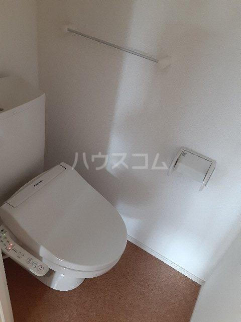プロディジュー 01010号室のトイレ