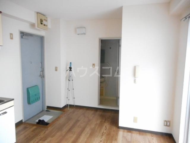 青木マンション 401号室のベッドルーム