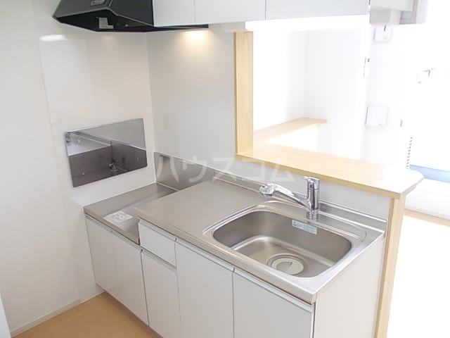 パティオスカイⅩ 02040号室のキッチン