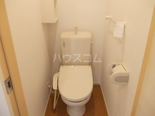 パティオスカイⅩ 02040号室のトイレ