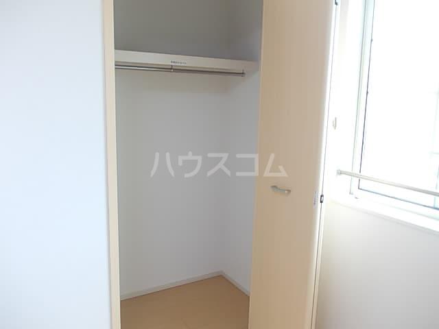 パティオスカイⅩ 02040号室の収納