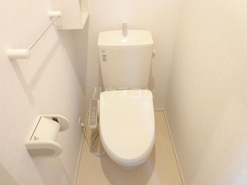 ジョイフル 02030号室のトイレ