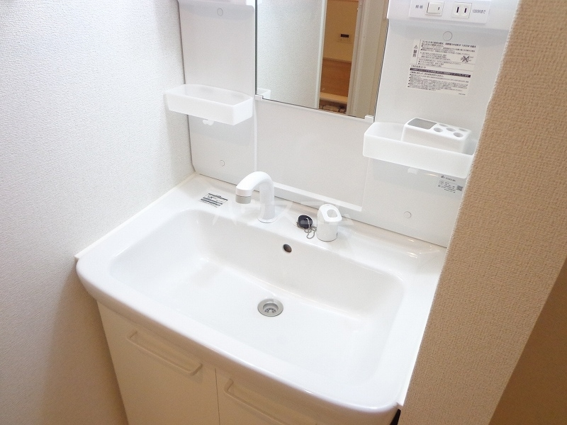 ジョイフル 02030号室の洗面所