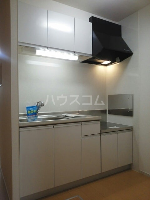 BB Lien Ⅰ 01010号室のキッチン
