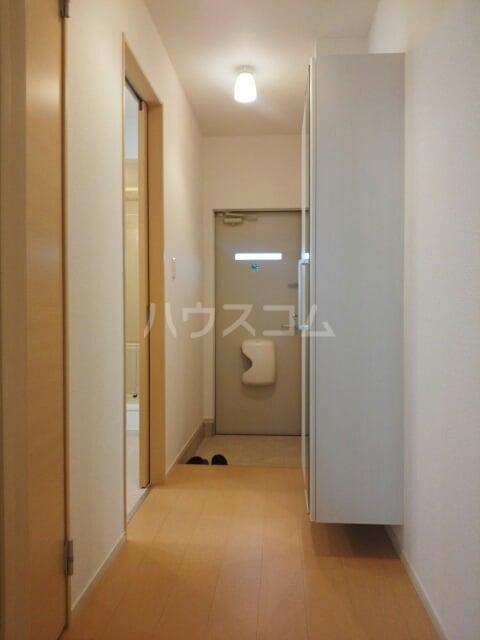 BB Lien Ⅰ 01010号室の玄関
