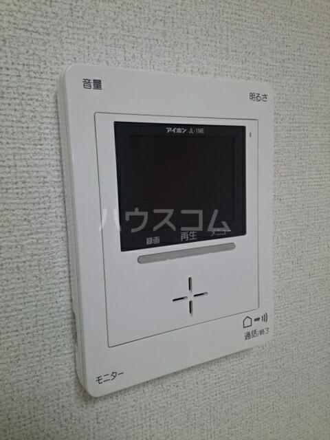 アンディーK.K 01010号室のセキュリティ