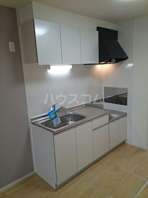 アンディーK.K 01010号室のキッチン