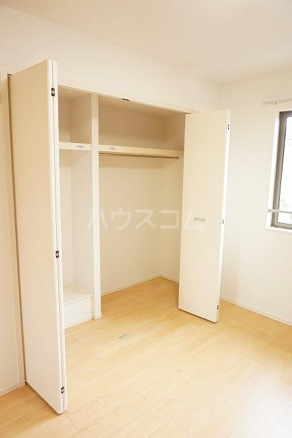 ルーベル太田B 02030号室の収納
