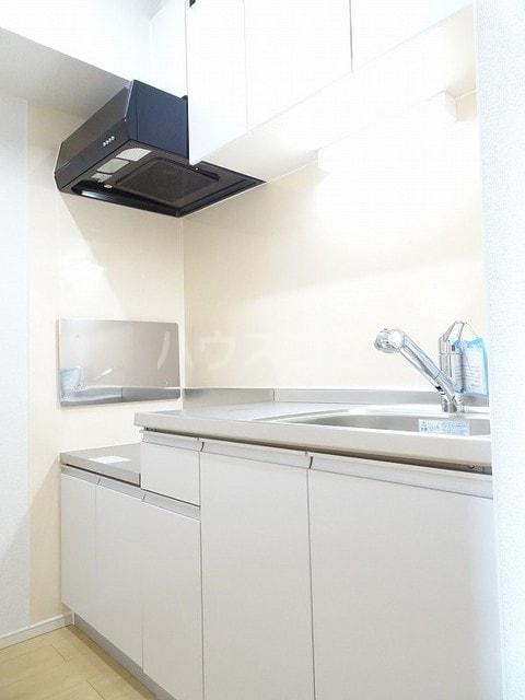 シャンブルSⅠ 02020号室のキッチン