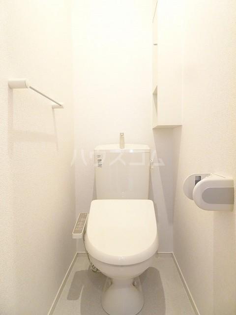 シャンブルSⅠ 02020号室のトイレ