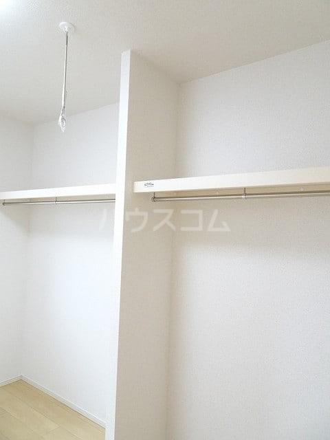 シャンブルSⅠ 02020号室の収納