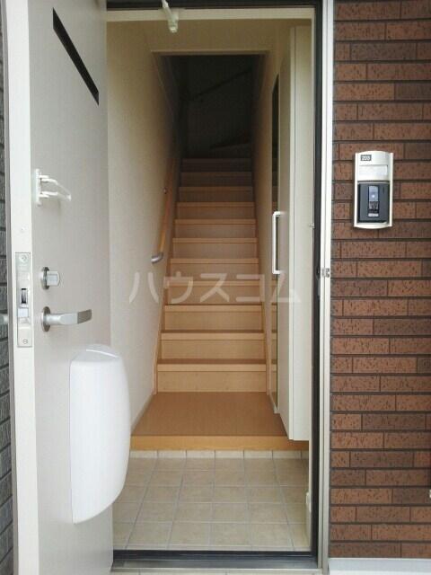 クレメントスクエア 東邦 02030号室の玄関