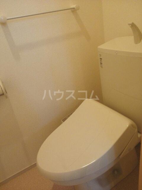 クレメントスクエア 東邦 02030号室のトイレ