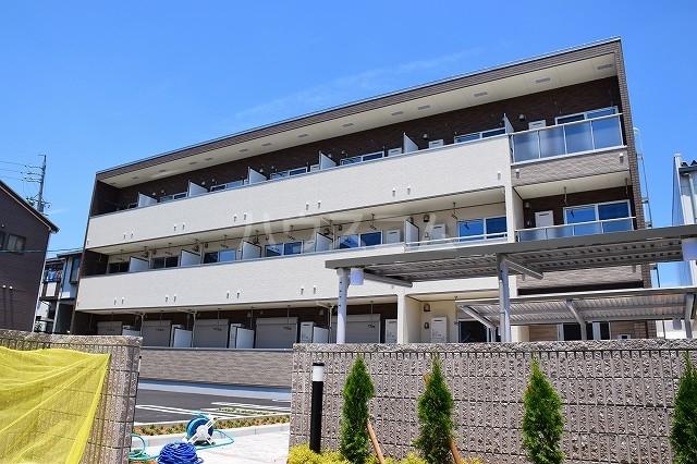リバーサイド・大江 02050号室の外観