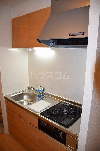 リバーサイド・大江 03040号室のキッチン