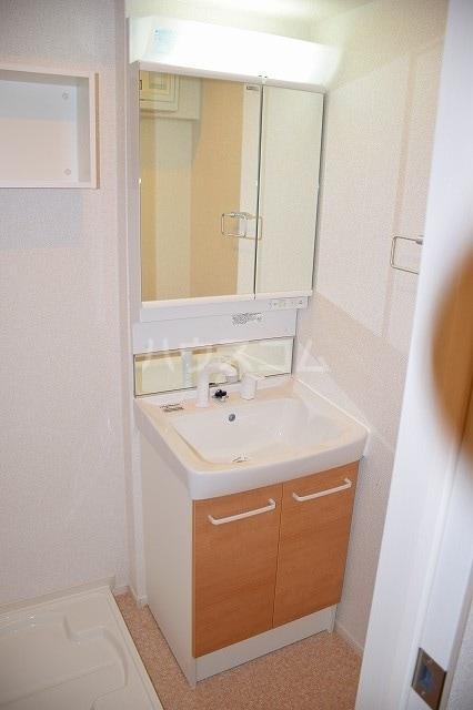 リバーサイド・大江 03040号室の洗面所