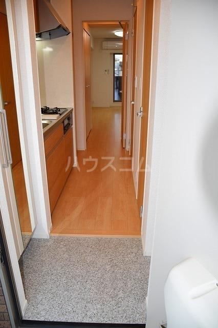リバーサイド・大江 03040号室の玄関